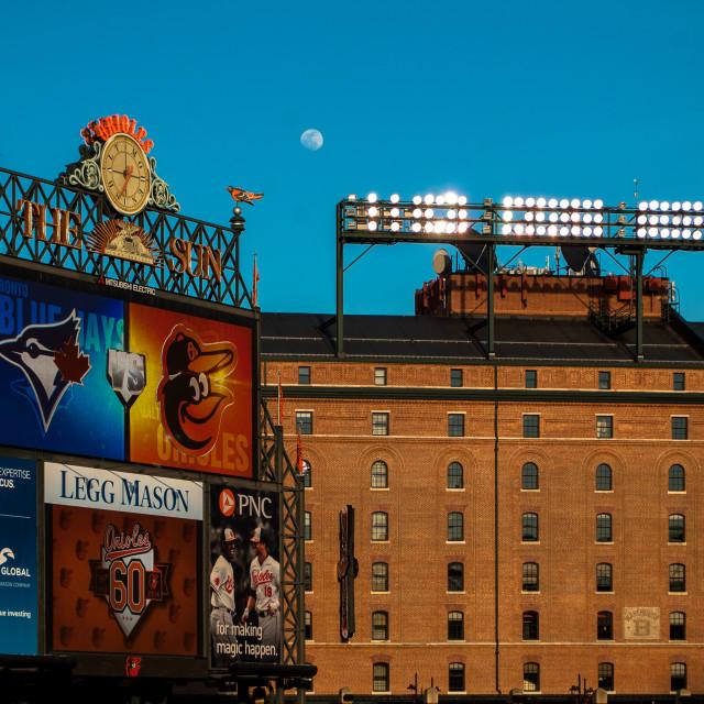 """""""Baltimore"""" stock image"""