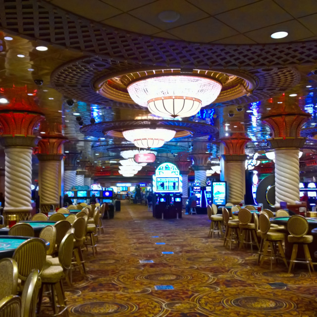 """casino interior"" stock image"