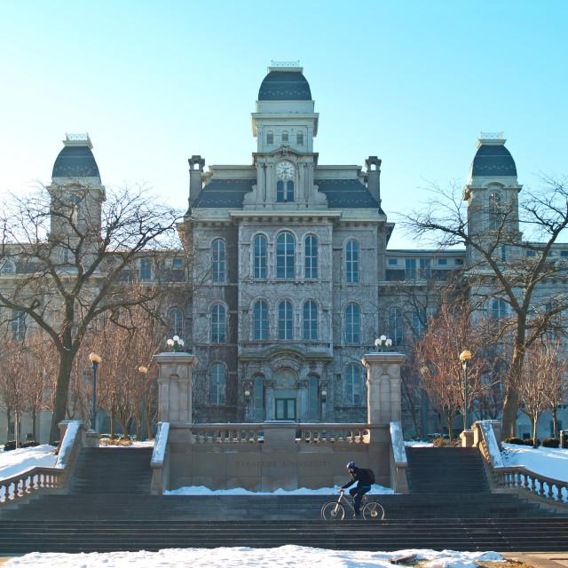 """""""Syracuse University"""" stock image"""