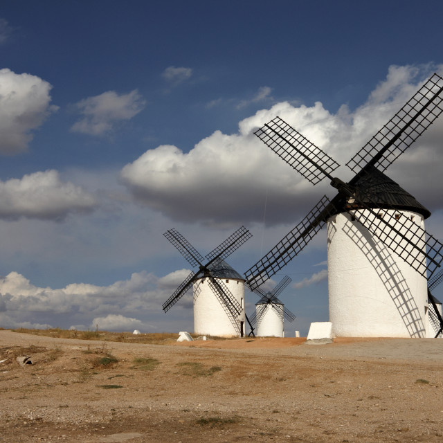 """windmills"" stock image"