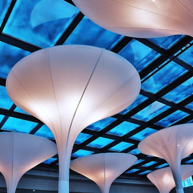 """""""Technische Museum Foyer"""" stock image"""