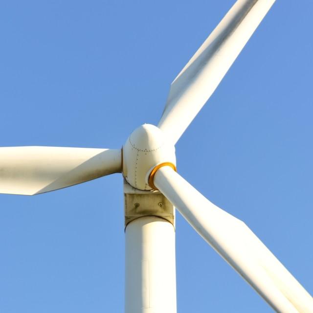 """Win turbine"" stock image"