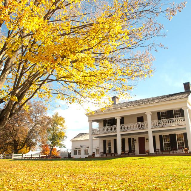 """plantation style home"" stock image"