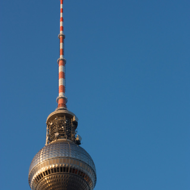 """tv tower"" stock image"