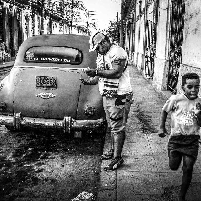 """Street Kid"" stock image"