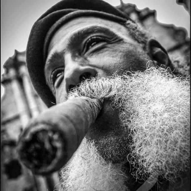"""""""Cuba Cigar"""" stock image"""