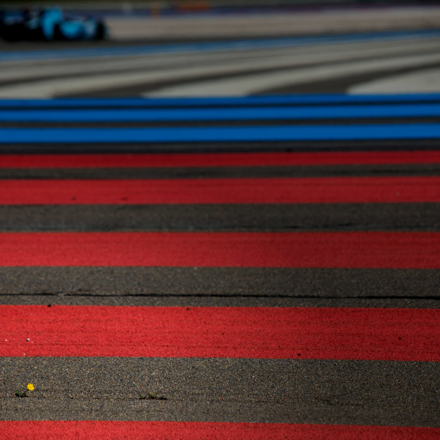 """Circuit Paul Ricard - Colour"" stock image"