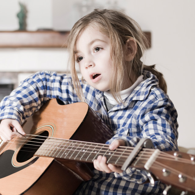 """""""Young pop star"""" stock image"""