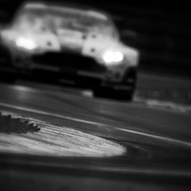 """24 Hours of Le Mans 2012"" stock image"
