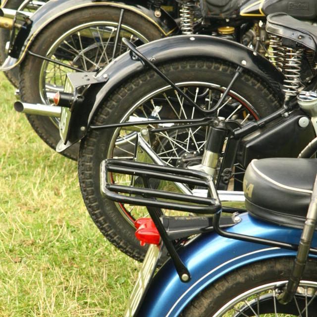 """Motorcycle"" stock image"