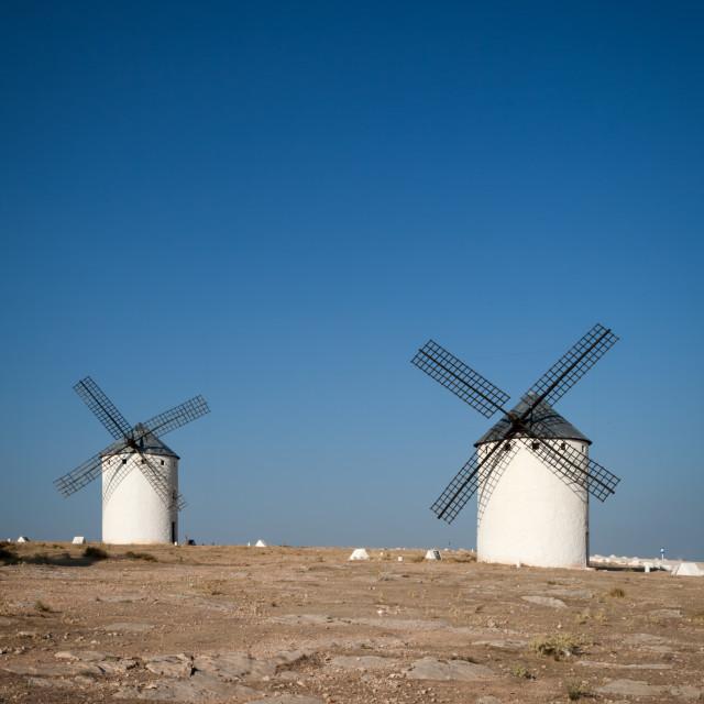"""Windmill"" stock image"