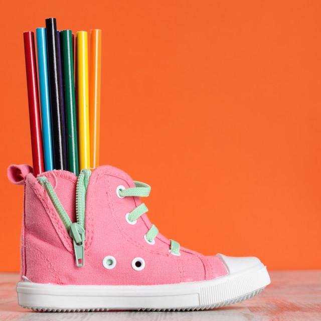 """""""child shoe"""" stock image"""