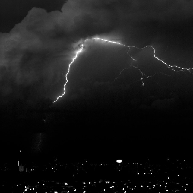 """thunder l"" stock image"