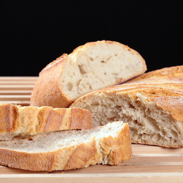 """""""loaf of bread"""" stock image"""