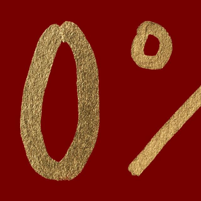 """""""Ten percent discount shiny digits"""" stock image"""
