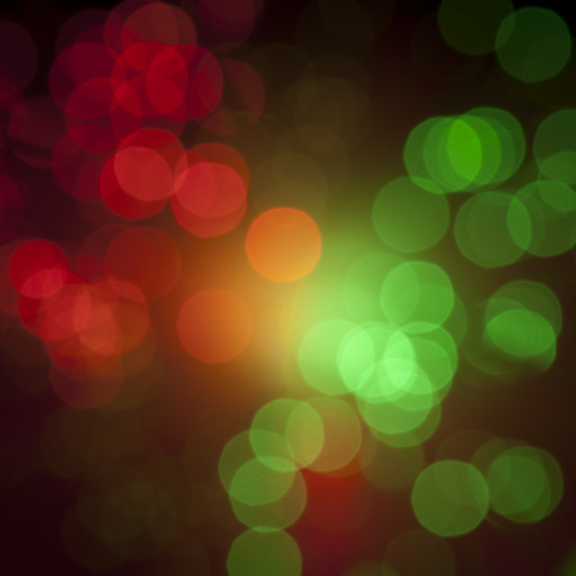 """Abstract background blurry lights"" stock image"