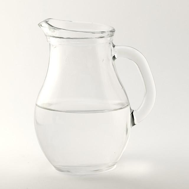 """""""Water bottles"""" stock image"""