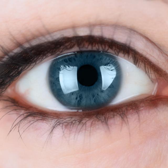 """""""blue eye"""" stock image"""