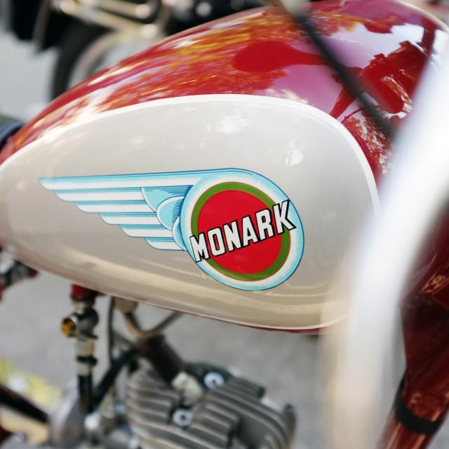 """Monark"" stock image"