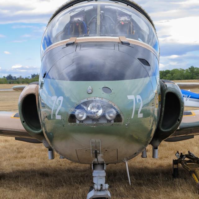 """BAC Strikemaster"" stock image"