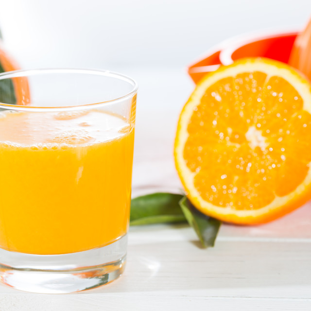 """Natural juice"" stock image"