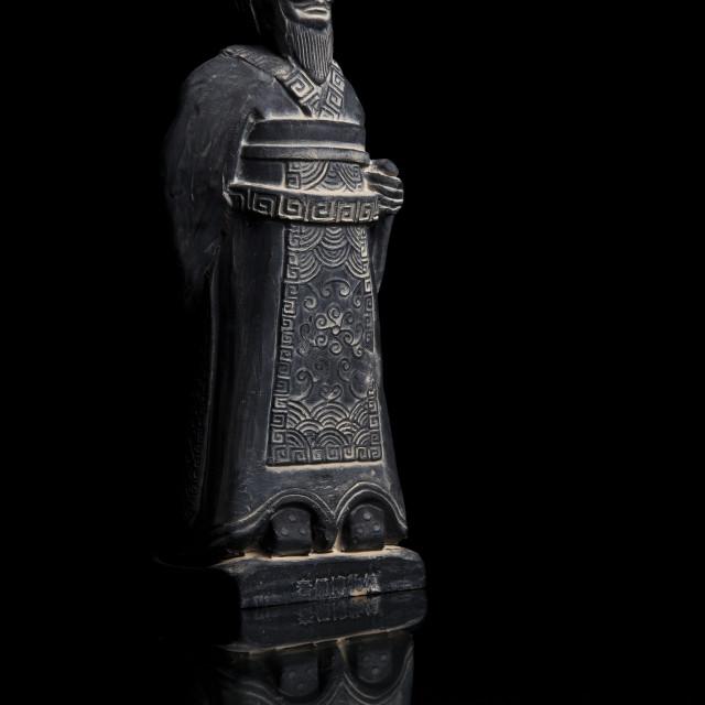"""Terracotta Warrior"" stock image"