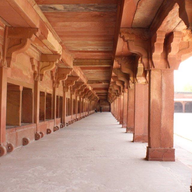 """Fatehpur Sikri"" stock image"