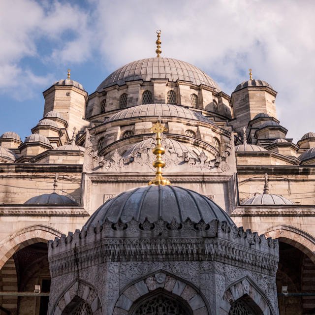 """""""Mosque in Istanbul Turkey"""" stock image"""
