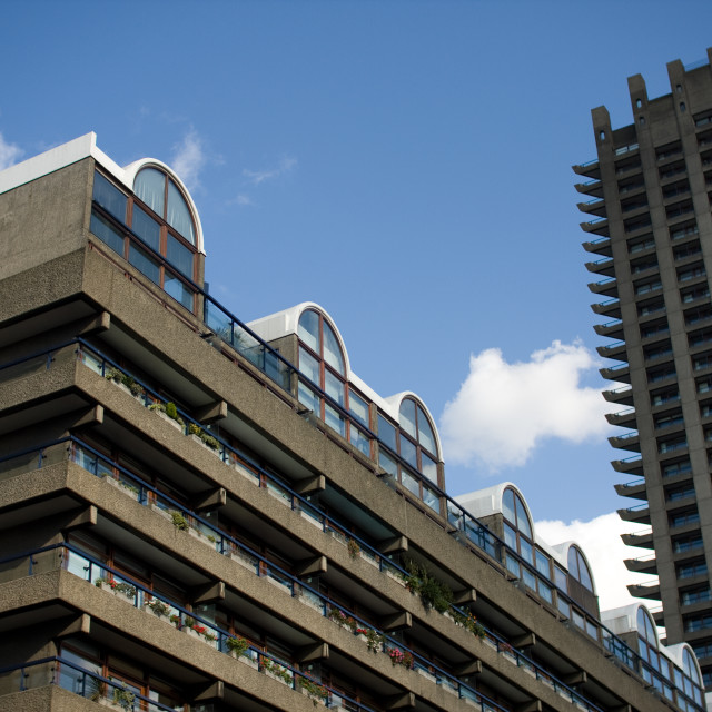 """Barbican"" stock image"