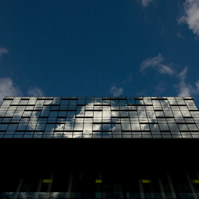 """Palestra office building"" stock image"