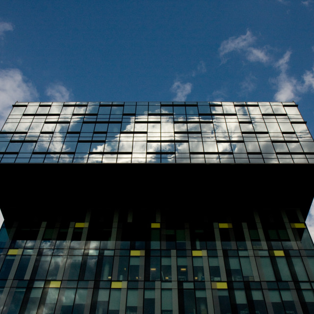 """""""Palestra office building"""" stock image"""