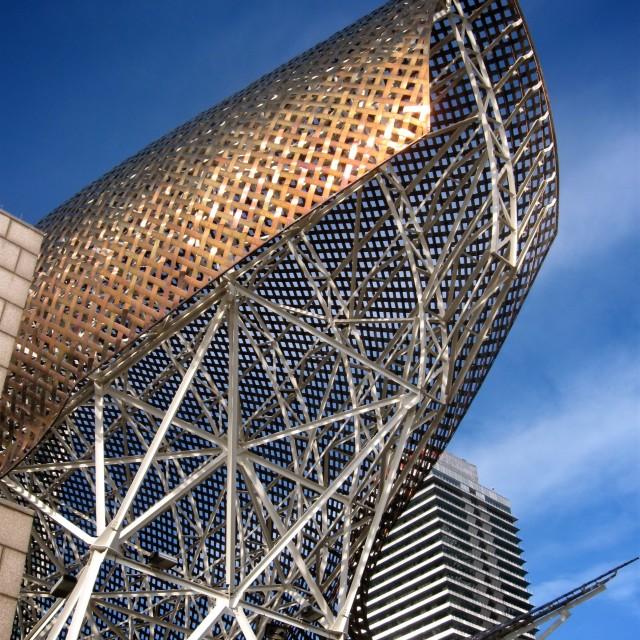"""Barcelona olympic ll"" stock image"