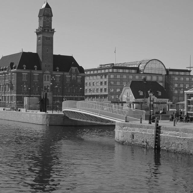 """""""New Malmö,"""" stock image"""