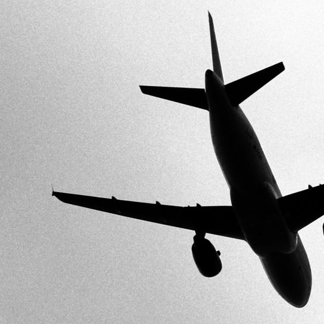 """""""Big Aeroplane"""" stock image"""