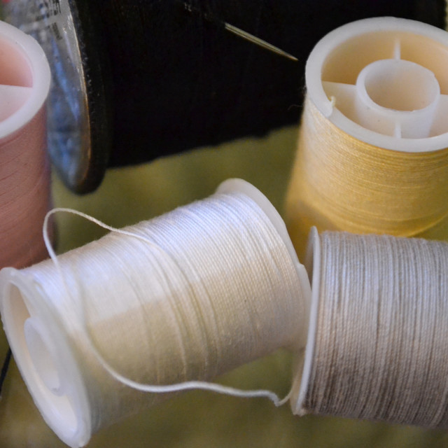 """Thread Spool"" stock image"