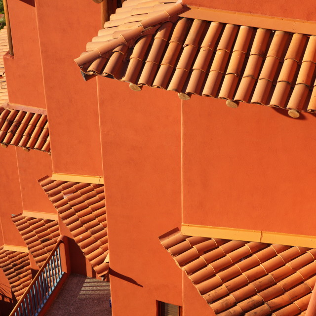 """""""Mexican Architecture"""" stock image"""