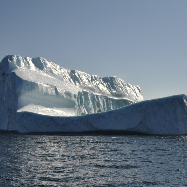 """Ice Giant"" stock image"