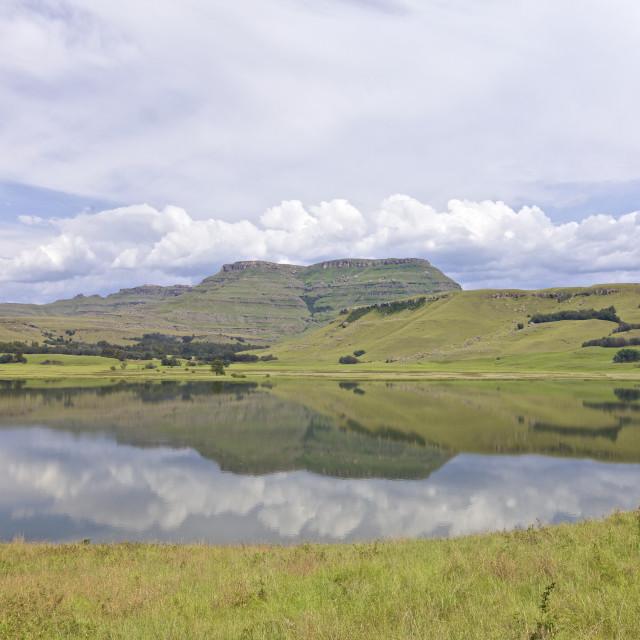 """""""Drakensberg"""" stock image"""