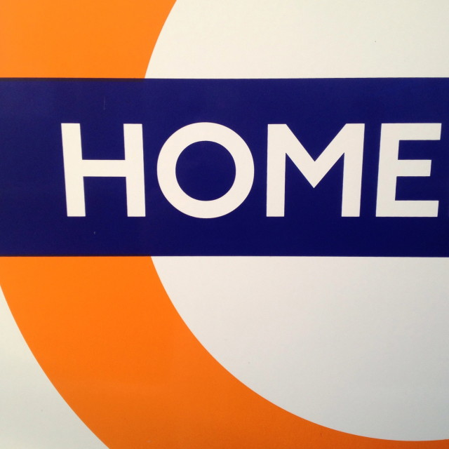 """""""Home"""" stock image"""