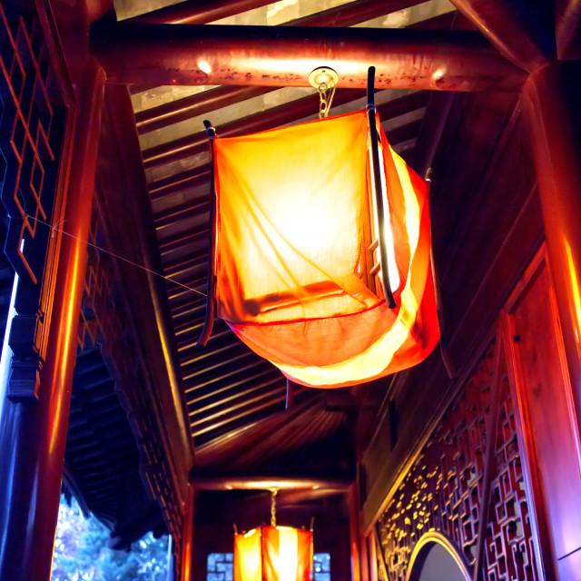 """Chinese New Year Lantern"" stock image"