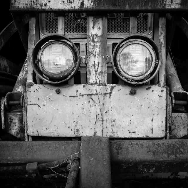 """""""Robot eyes"""" stock image"""