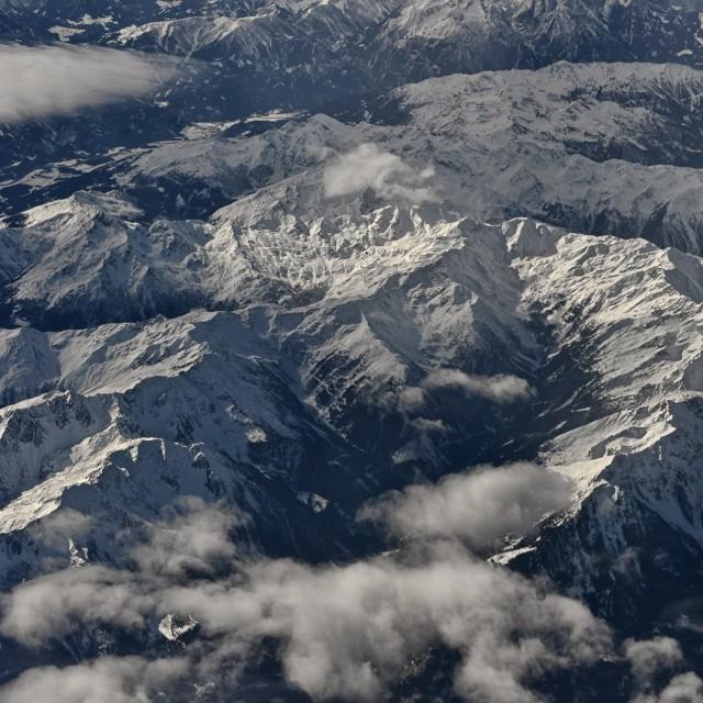 """""""Alps 2"""" stock image"""