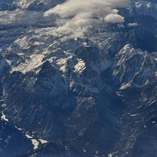 """""""Alps 4"""" stock image"""