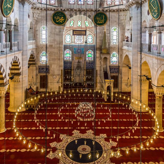 """Kilic Ali Pasa Mosque, Istanbul, Turkey"" stock image"