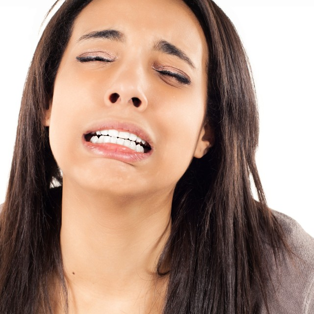 """""""unhappy woman crying"""" stock image"""