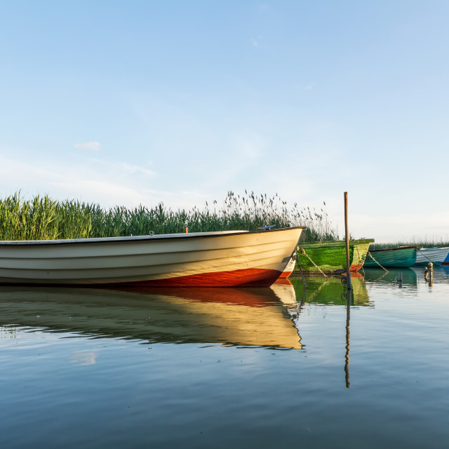 """Boats"" stock image"