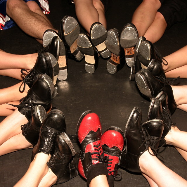 """""""Tap Shoes"""" stock image"""
