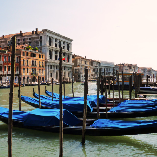 """Grand Canal"" stock image"