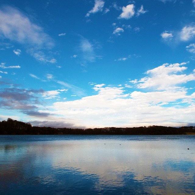 """Talkin Tarn"" stock image"