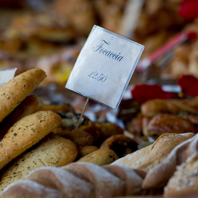 """Bread"" stock image"